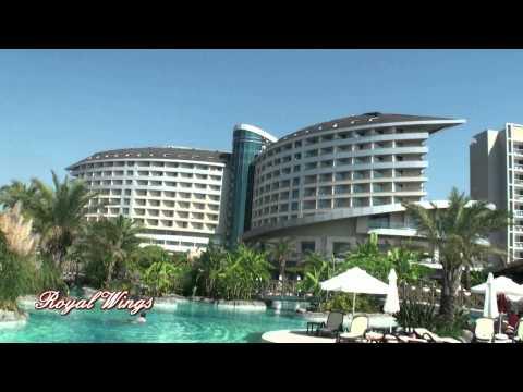 Royal Wings Hotel Antalya Lara
