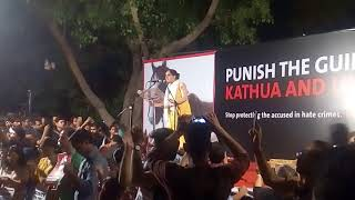 Video Deepika Singh Rajawat; Lawyer in Asifa's case, speaking in a protest organized by #Notinmyname MP3, 3GP, MP4, WEBM, AVI, FLV Juli 2018