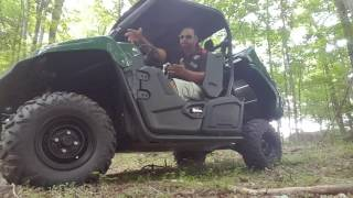 5. Mudd Man's take on the Yamaha Viking 3 Seater