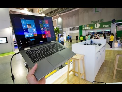 , title : 'Dell Inspiron 13 5000 2-in-1 Hands On at Computex 2016 (English)'