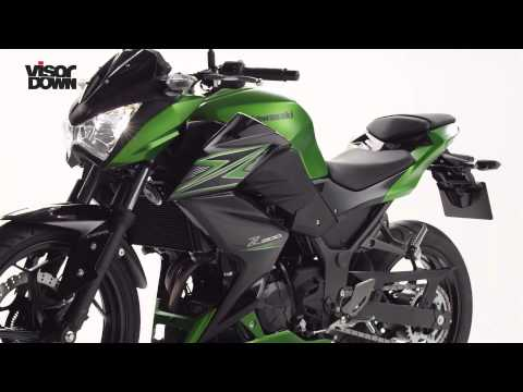 Kawasaki Z300 review | Road test