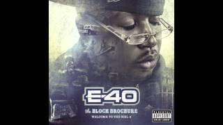 E-40 - Bendin' Corners (Skee Skert) (Prod by Lil Bonez)