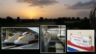 Video ISTANBUL EXPRESS: London to Istanbul by train in 12 minutes MP3, 3GP, MP4, WEBM, AVI, FLV September 2018