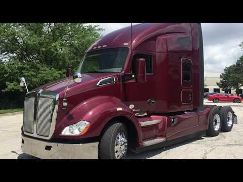 2015 Kenworth T680, 447K miles, $54,950