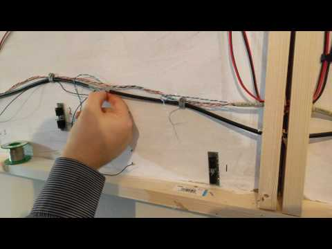 Wiring up a seep point motor