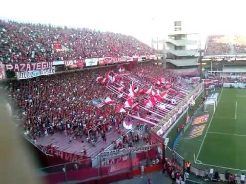 hinchada - La Barra del Rojo - Independiente