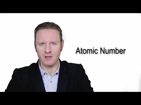 Atomic Number - Meaning | Pronunciation || Word Wor(l)d - Audio Video Dictionary