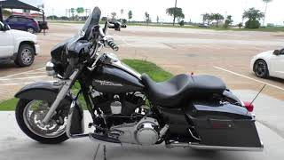 5. 691309   2009 Harley Davidson Street Glide   FLHX Used motorcycles for sale