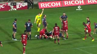 Crusaders v Reds Rd.11 2016 | Super Rugby Video Highlights