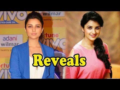 Parineeti Chopra Reveals About Her Daily Routine T