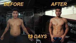 Video GET ABS IN 13 DAYS !!! MP3, 3GP, MP4, WEBM, AVI, FLV Maret 2018