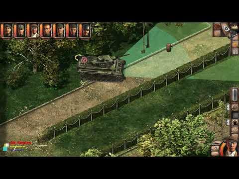 Commandos 2 - HD Remaster  Mission:- IS PARIS BURNING...?