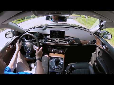 Part 2 of 2 – 2012 Audi A6 3.0T Quattro Review and Test Drive – Technology – In Depth