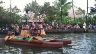 Fijian Traditional Dance