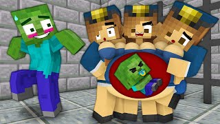 Video Monster School : ZOMBIE APOCALYPSE Challenge - Minecraft Animation MP3, 3GP, MP4, WEBM, AVI, FLV September 2019