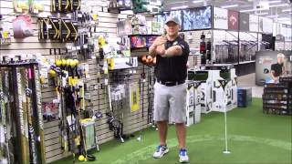2 Stretches and 1 Exercise for Elbow Pain Caused by Your Golf Swing