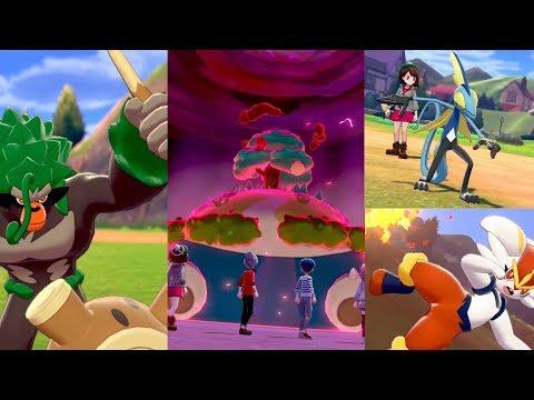 Familiar Pokémon are evolving in Pokémon Sword and Pokémon Shield! ⚔️🛡️