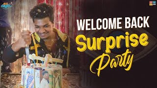 Welcome Back Surprise Party     BB4 Super 7 Contestant