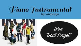 Nonton  Piano Instrumental  Ikon   Don T Forget Film Subtitle Indonesia Streaming Movie Download