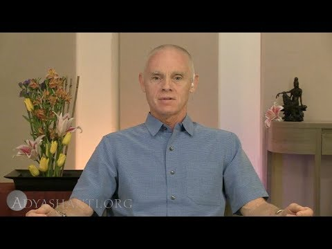 Adyashanti Video: Becoming Fully Present By Disengaging With The Past & Future