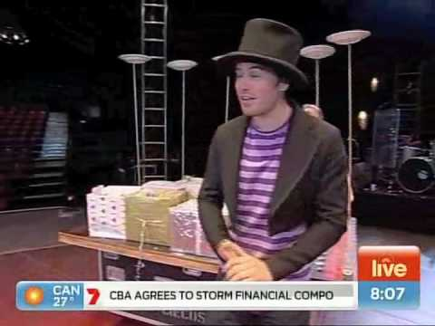 Circus Oz 2010 - Sunrise Channel 7