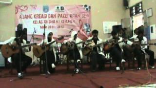 ABG TUA Guitar Ensemble - Pertamax XII SCIENCE 4
