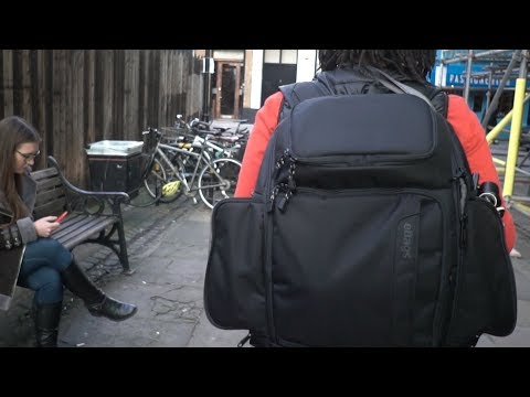 REVIEW // eBags Professional Flight Laptop Backpack