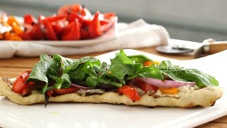 Must-Make Grilled Vegetable Pizza - Everyday Food with Sarah Carey by Everyday Food
