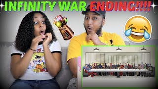 "Video ""How Avengers Infinity War Should Have Ended"" REACTION!! MP3, 3GP, MP4, WEBM, AVI, FLV Agustus 2018"