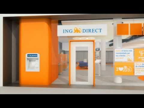 As ser n las nuevas oficinas de ing direct blogahorro for Oficinas de ing