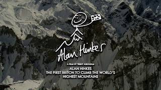 Teaser Trailer: Alan Hinkes OBE - The first Briton to climb the world's highest mountains (2017) by teamBMC