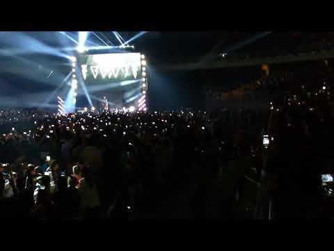 Finn Balor en Chile WWE Live Santiago 2018