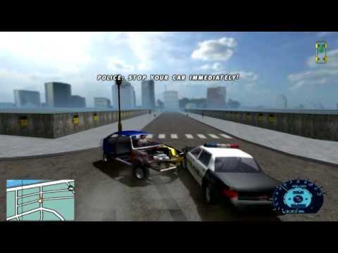 Обзоры игр - Speed Thief и Street Legal - Новогодняя пятерка Часть 2