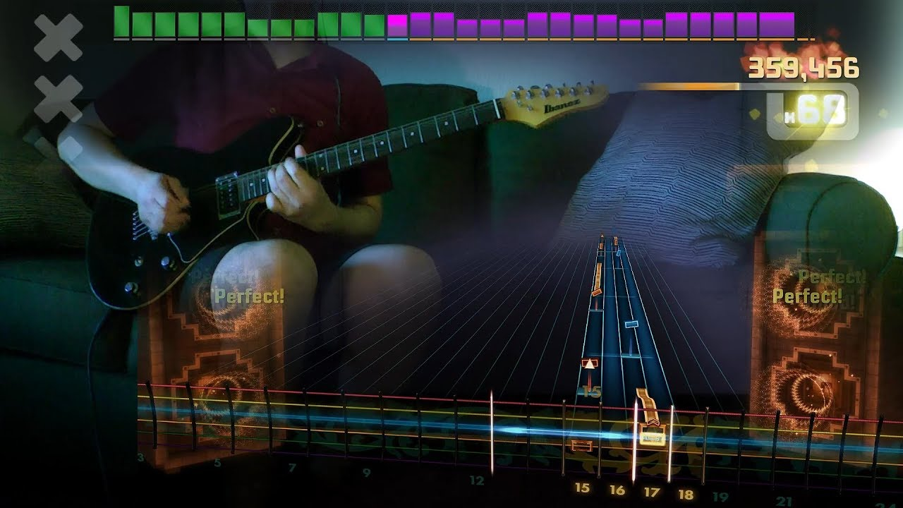 "Rocksmith Remastered – DLC – Guitar – The Black Keys ""Gold on the Ceiling"""