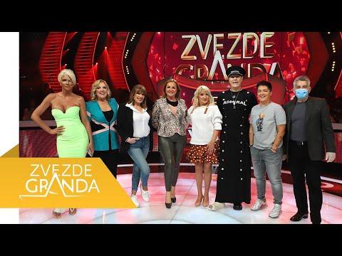 ZVEZDE GRANDA UŽIVO 2020: Cela 29. emisija (06. 06.) - video snimak