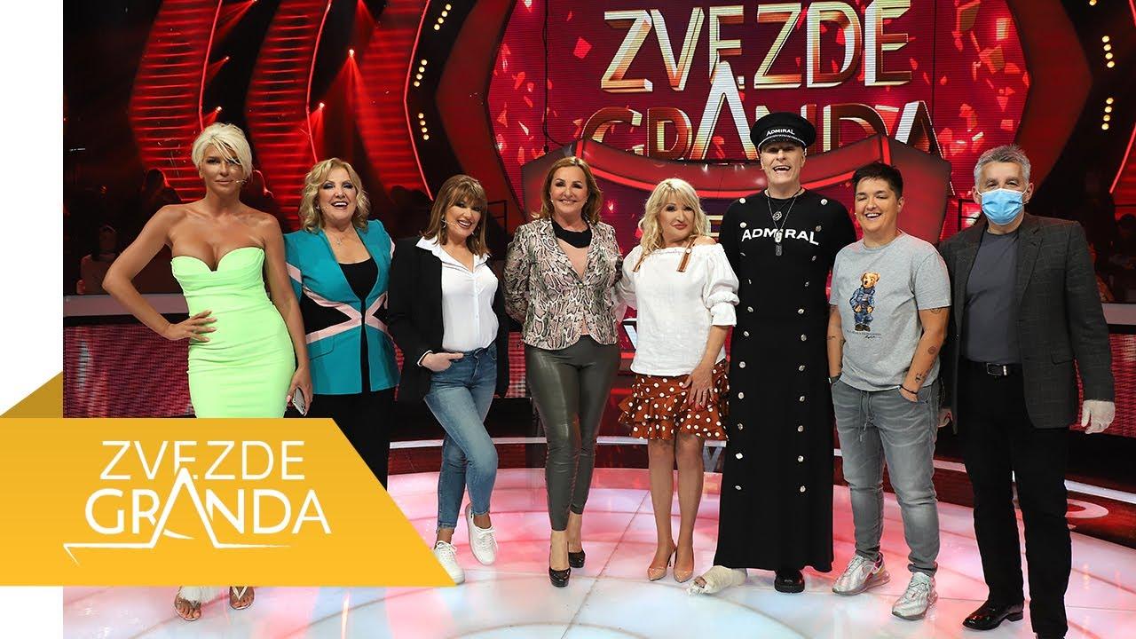 ZVEZDE GRANDA 2020 – cela 29. emisija (06. 06.) – dvadeset deveta epizoda – snimak