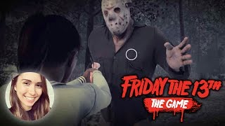 Video [ Friday the 13th ] CLUTCH ESCAPE BY CAR + Killer gameplay MP3, 3GP, MP4, WEBM, AVI, FLV Mei 2017