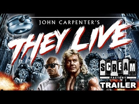 John Carpenter's They Live (1988) - Official Trailer