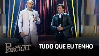 A dupla mostra a sintonia e canta no palco do Programa do Porchat. Saiba mais em http://www.r7.com/porchat Facebook:...
