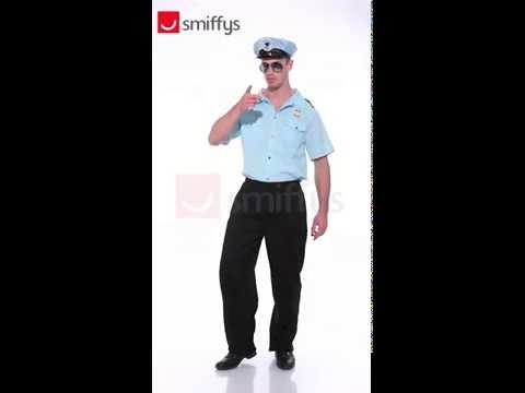 Déguisement d'officier de police