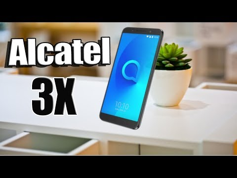 Alcatel 3x (2018) in Mobile Phone Specifications, Price, Release Date, Features, Specs And Review.