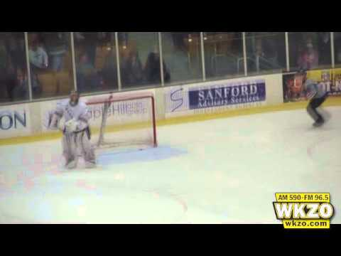 Video highlights of Western Michigan's 2-0 shootout loss to Notre Dame Saturday February 23, 2013