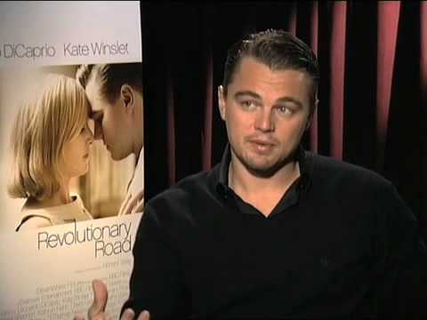 Revolutionary Road Leonardo Dicaprio Interview.mov