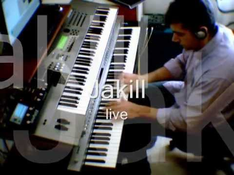 Jakill (base + piano live)