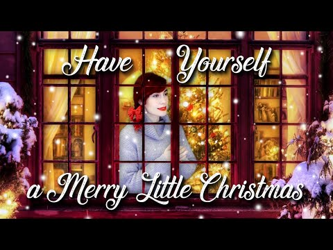 """Cat Rox  """"Have Yourself a Merry Little Christmas"""" Cover"""