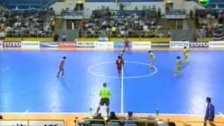 Video Thailand vs Iran 5-4 [Semi Finals] AFC Futsal Championship 2012 MP3, 3GP, MP4, WEBM, AVI, FLV September 2017