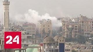 В Алеппо российские врачи продолжают лечить мирных жителей