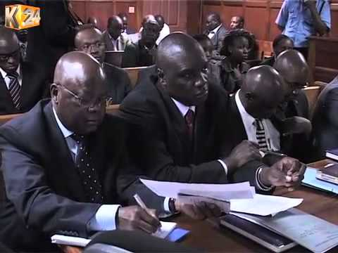 Suspended Transport CS summoned to appear before court, Thursday