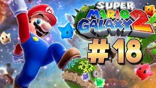 SUPER MARIO GALAXY 2  PARTE #18  EN DIRECTO CON VOSOTROS¡BOOM! Suscríbete! ►http://bit.ly/1C4GFE8Mi twitter: https://twitter.com/ChequioProGamerLista de Reproducción Super Mario Galaxy 1 https://www.youtube.com/playlist?list...Únete al único e irrepetible Mario en un viaje por extraños planetas en los que te esperan nuevas trampas y peligros, en Super Mario Galaxy 2.Ha llegado de nuevo el momento de celebrar el Festival de las Estrellas, que se celebra una vez cada cien años y en el que una lluvia de estrellas baña el Reino Champiñón. Tras recibir una invitación de la Princesa Peach, Mario se encamina hacia el castillo acompañado de una pequeña estrella extraviada que encontró vagando por el cosmos. Pero cuando Mario llega al castillo, ya es demasiado tarde. Bowser ha aprovechado el poder de las estrellas y se ha llevado a la princesa Peach consigo. Una misión cósmica épica para rescatar a Peach está a punto de comenzar...Explora las profundidades del espacio y sigue a Mario y a Yoshi en una aventura increíble. Con decenas de galaxias por explorar -a cada cual más creativa-, los nuevos potenciadores y la libertad para jugar solo o con un amigo, ¡la aventura es de lo más espectacular y divertida! Descubre el placer de pasear por las nubes o rodar con los nuevos trajes de Mario y utiliza las características únicas de Yoshi para elevarte, salir corriendo o balancearte por las estrellas.Consola: WiiFecha de lanzamiento: 11-06-2010Idiomas: Inglés, Alemán, Francés, Español, ItalianoCategorías: Acción, Aventura, PlataformasJugadores: 1 - 2Clasificación por edades: 3Distribuidor: NintendoDesarrollador: Nintendo