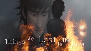 HTTYD 2 - Things we Lost in the Fire